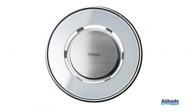 Siphon et rigole moderne collection Visign de Viega modèle rond