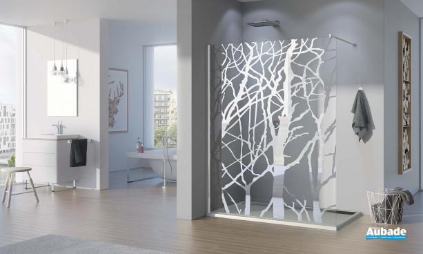 parois de douche pur sanswiss espace aubade. Black Bedroom Furniture Sets. Home Design Ideas