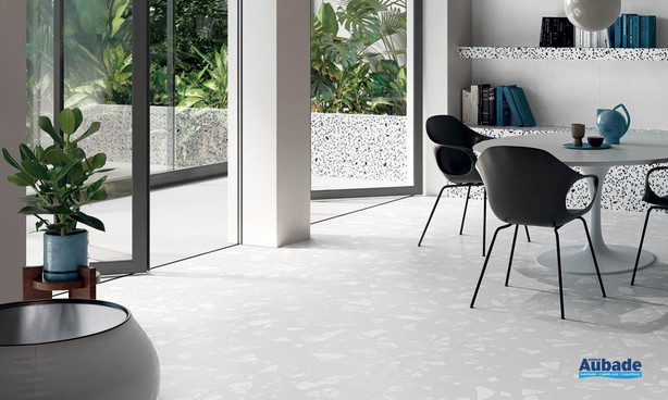 Collection Medley par Ergon en coloris White, White Rock et White Classic