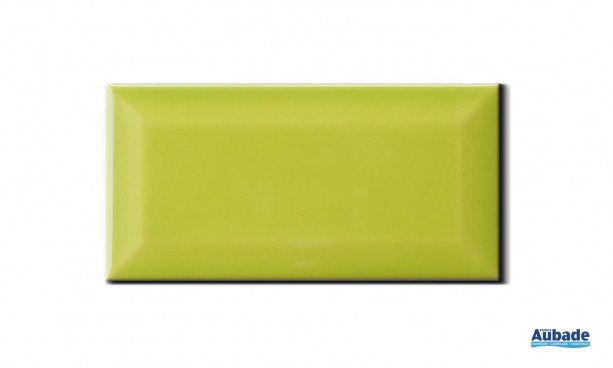 Carrelage Faïence Carometro coloris anis
