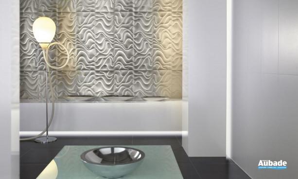 Carrelage Faïence avec effet 3D Océane de Villeroy & Boch