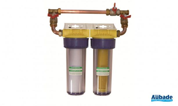 Filtre à eau Anti-calcaire: FAB34CBP et FD34CBP de Polar