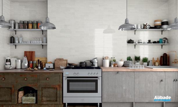 Collection Aroma par Imola en coloris Blanco