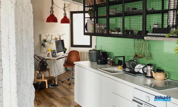 Collection Aroma par Imola en coloris Verde