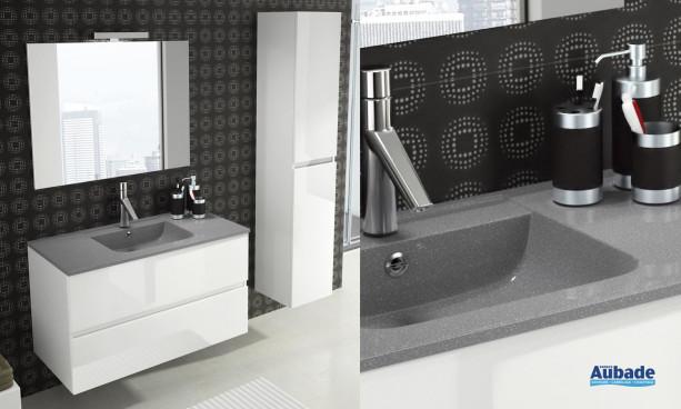 Meuble salle de bain Ketty 1