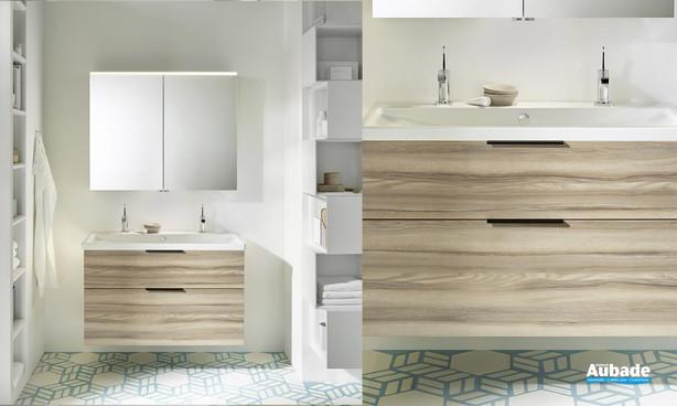 Meuble de salle de bains Eqio Smart de Burgbad