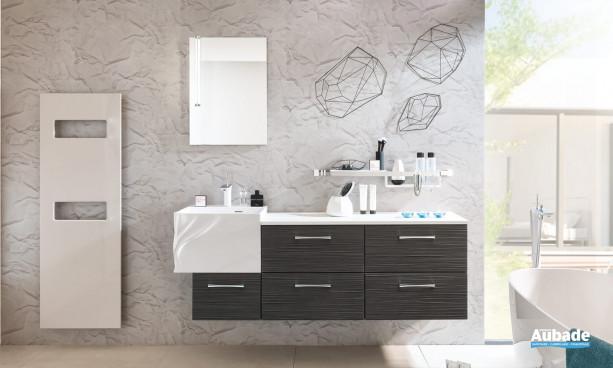 Meuble salle de bains Unique Diane et Onde Delpha