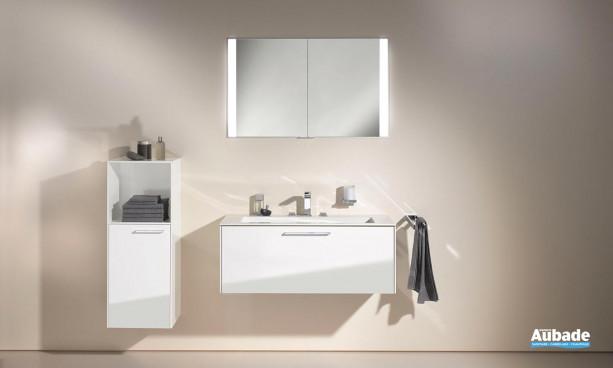 meuble salle de bains royal 60 de keuco lignes pures et design