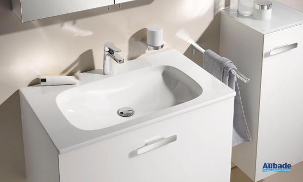 meuble salle de bains keuco royal 60 design fin et plein de légèreté