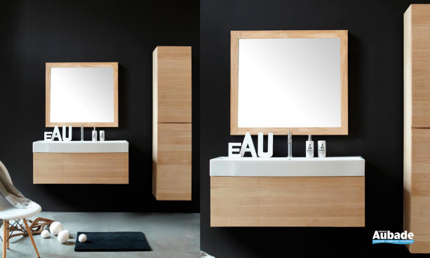 Meuble salle de bain Basic 1