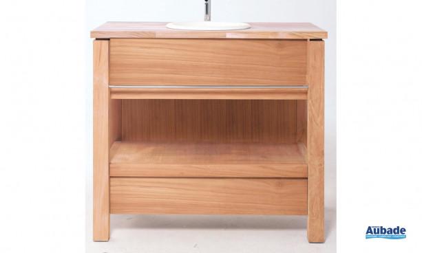 Meuble salle de bain Pure 3