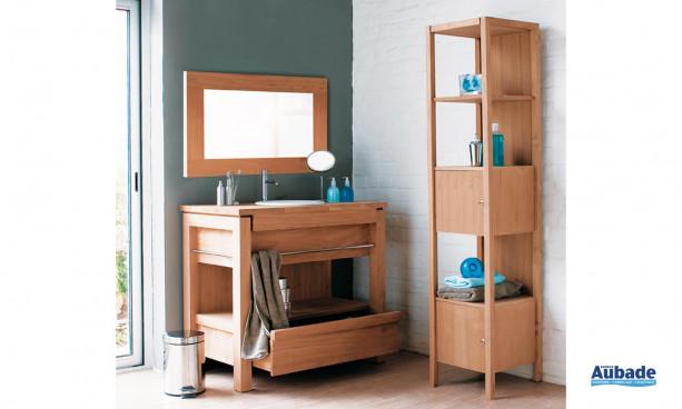 Meuble salle de bain Pure 4