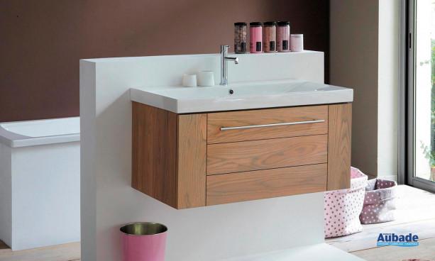 Meuble salle de bain Soft 1