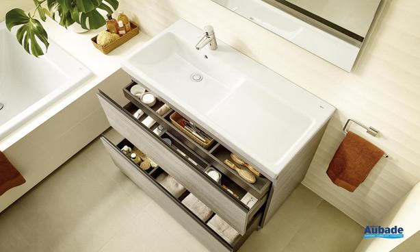 Meuble de salle de bains Lander de Roca 2