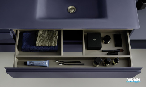 Zoom Meuble de salle de bains Halo 180 cm Galaxy Soft de Sanijura 1