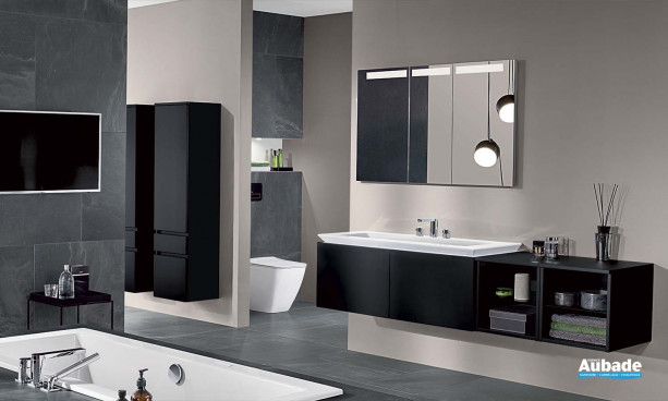 meuble salle de bains villeroy et boch legato