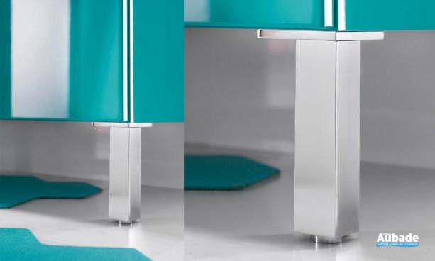 Pieds pour meuble Unique 90 cm de Delpha