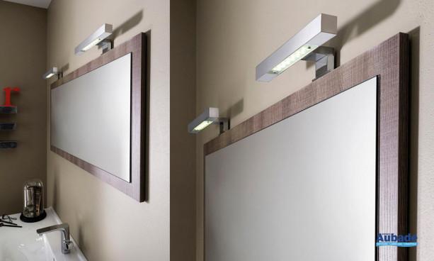 Miroir lumineux Unique 123 de Delpha