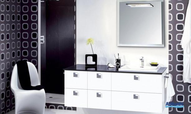 Meuble salle de bain Collection OPUS 1