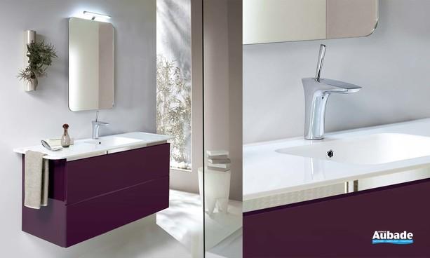 Meubles de salle de bains Lido Collection Duo
