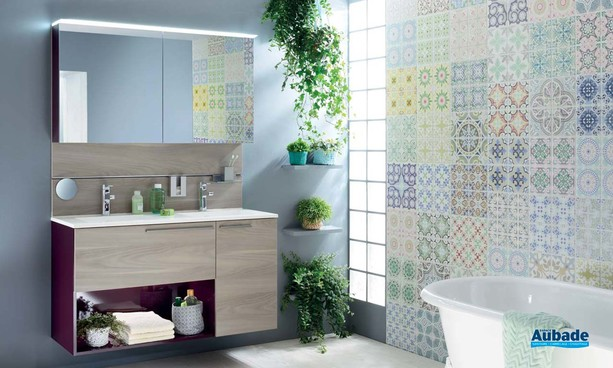 Meubles salle de bains Liberty par Sanijura