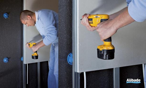 Ils améliorent l'isolation du bâti et assurent un chauffage/rafraîchissement exceptionnel.