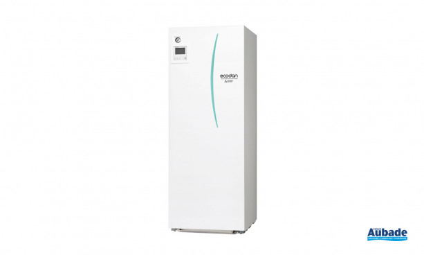 Pompe à chaleur aéRothermie Ecodan Hydrobox Duo Mitsubishi