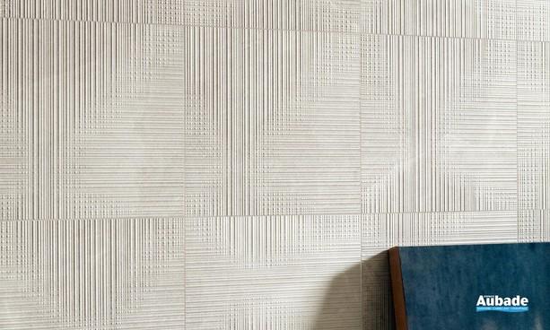 Collection Eureka par Provenza en coloris Bianco