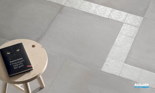 Collection Terraquea par Provenza en coloris Cenere et Bianco