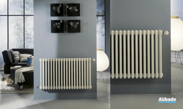 Radiateur chauffage central Téolys Vertical de Finimetal version horizontale