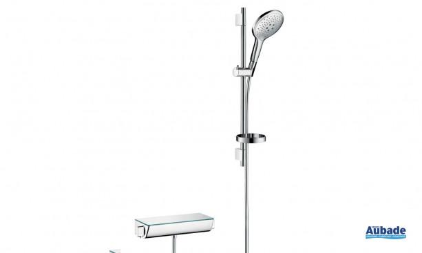 Mitigeur thermostatique Combi Raindance Select S 150 / Ecostat Select, de Hansgrohe
