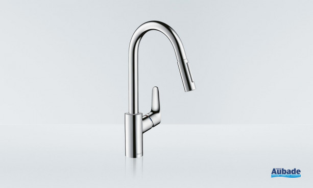 robinetterie evier hansgrohe m4116