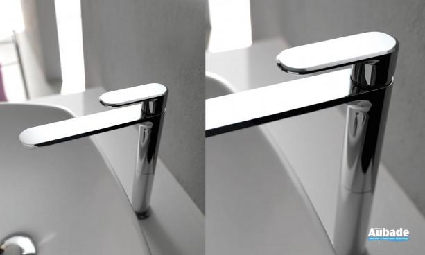 Mitigeur lavabo style raffiné Levity Huber