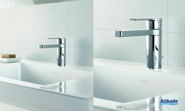 Robinet design pour lavabo et vasque Villeroy & Boch Just