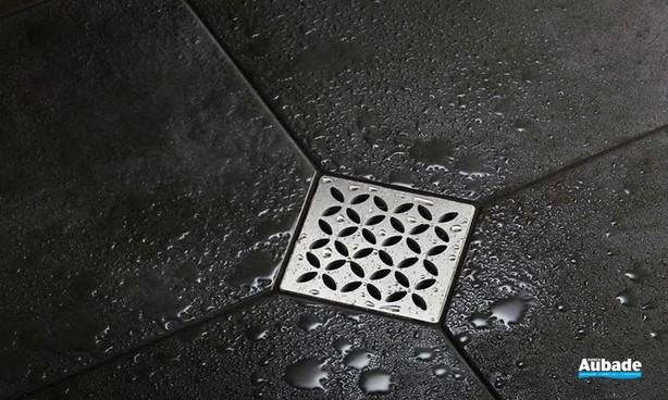 Systèmes d'évacuations de l'eau par le sol pour douches à l'italienne Schlüter®-KERDI-DRAIN 2