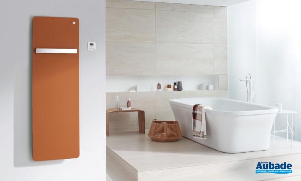 Sèche-serviettes électrique Vitalo Bar de Zehnder