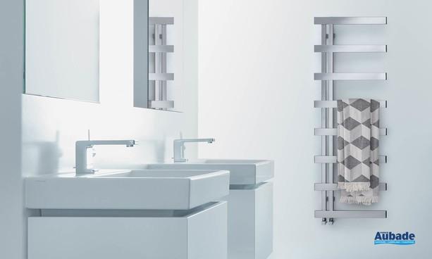 Sèche-serviettes eau chaude Alban d'Acova 2