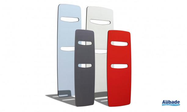 Radiateur sèche-serviettes Nuage de Acova qui s'adapte facilement avec n'importe quelle décoration