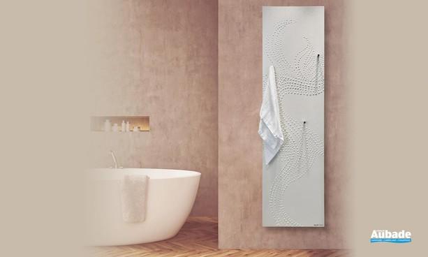 Sèche-serviettes Fleur d'eau de Cinier 2