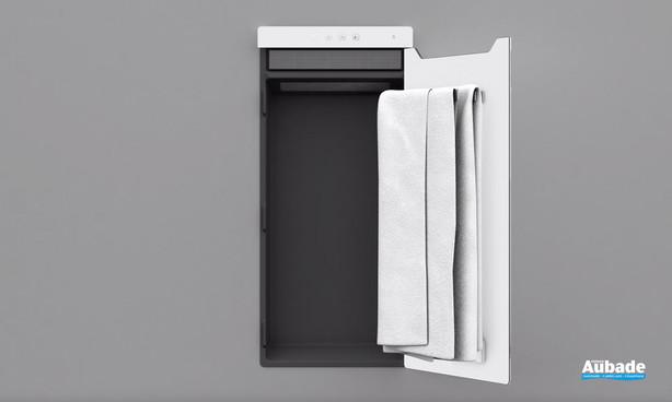 Sèche-serviettes électrique Zénia d'Acova