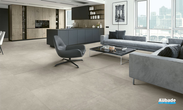 Collection Concreta par Tagina en coloris Grigio Chiaro