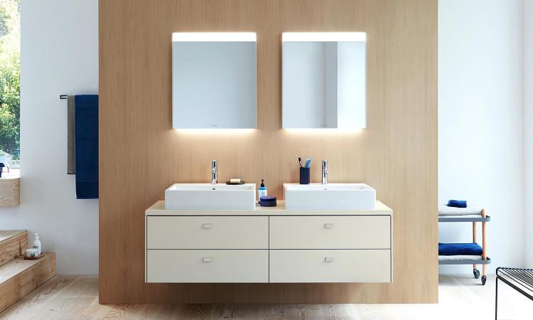 Meubles salle de bains Duravit Brioso 1