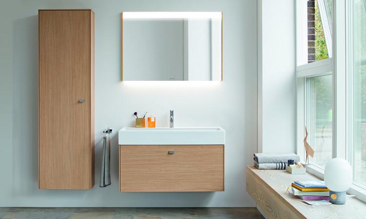 Meubles salle de bains Duravit Brioso 2