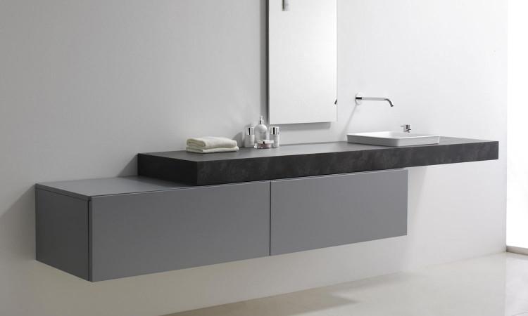 Meuble de salle de bains Gola Design de Stocco 2