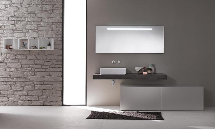 Meuble de salle de bains Gola Design de Stocco 1