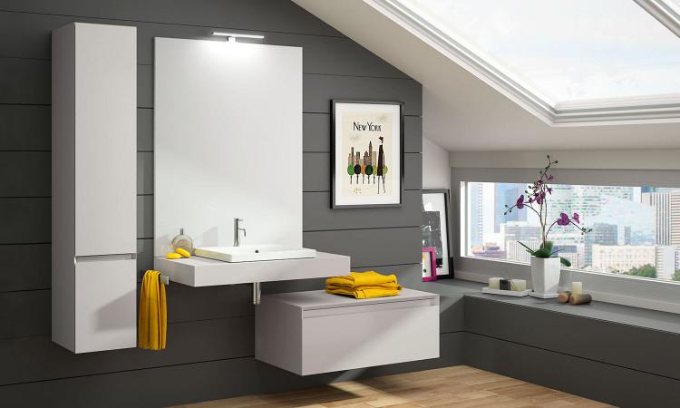 Meuble de salle de bains Plazza de Cedam 3