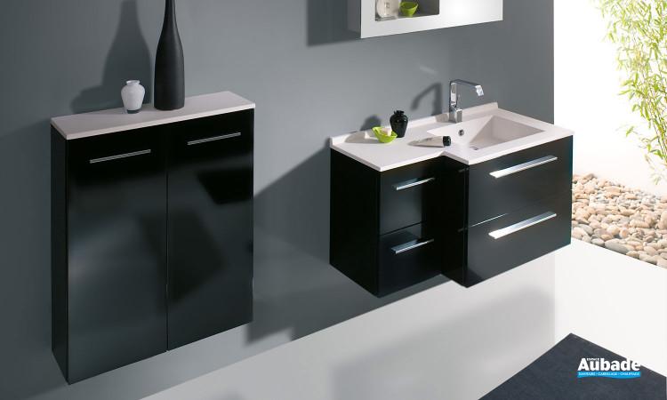 Meuble de salle de bains City par Ambiance Bain 8