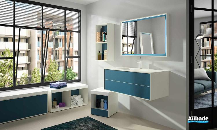 Meuble de salle de bains Kitoy par Ambiance Bain