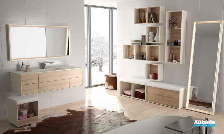 Meuble de salle de bains Kitoy par Ambiance Bain 3