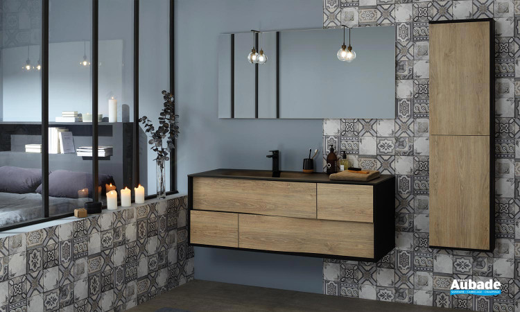 Meuble de salle de bains My Lodge de Sanijura
